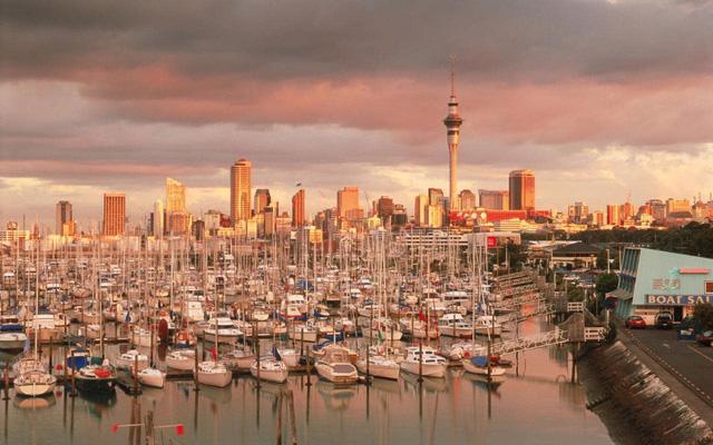 Auckland - thành phố đáng sống thứ 3 trên thế giới - Ảnh 1.