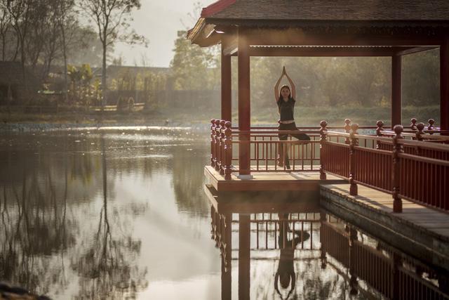Alba Wellness Resort: sống cùng thiên nhiên - Ảnh 9.