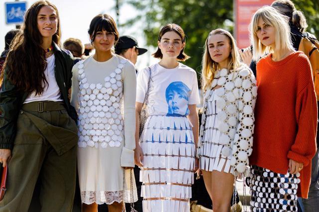 Dự đoán xu hướng thời trang qua streetstyle của Paris Fashion Week - Ảnh 17.