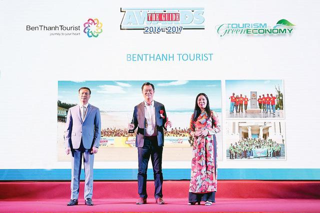 BenThanh Tourist nỗ lực là doanh nghiệp lữ hành hàng đầu Việt Nam - Ảnh 3.