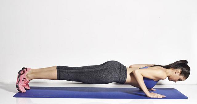 6 bài tập rèn luyện sức bền tốt nhất cho phụ nữ - Ảnh 9.