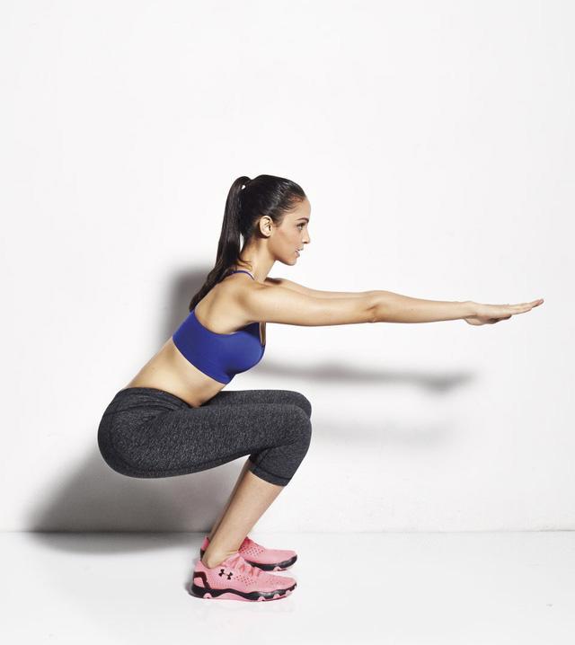 6 bài tập rèn luyện sức bền tốt nhất cho phụ nữ - Ảnh 3.