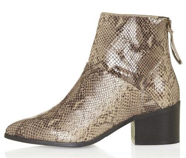 Một đôi boots cho cả mùa Thu Đông - Ảnh 2.