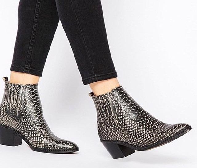 Một đôi boots cho cả mùa Thu Đông - Ảnh 3.