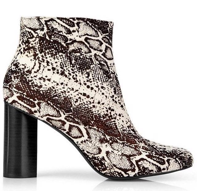 Một đôi boots cho cả mùa Thu Đông - Ảnh 4.