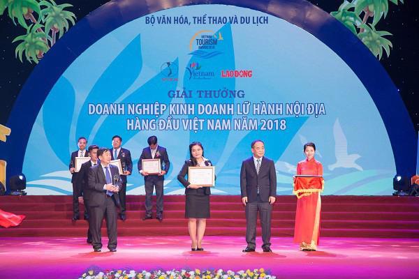BenThanh Tourist nỗ lực là doanh nghiệp lữ hành hàng đầu Việt Nam - Ảnh 1.