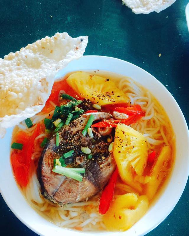 Bún cá ngừ um – đậm đà hương vị xứ Quảng - Ảnh 3.