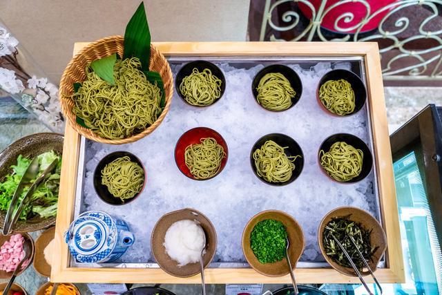 Ẩm thực Nhật Bản tại khách sạn Sheraton Hanoi - Ảnh 1.