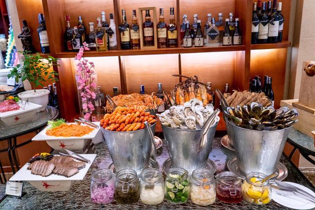 Ẩm thực Nhật Bản tại khách sạn Sheraton Hanoi - Ảnh 2.