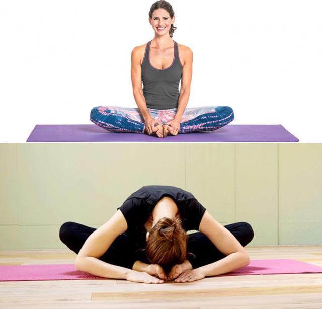 Những động tác yoga giúp bạn ngủ ngon - Ảnh 6.