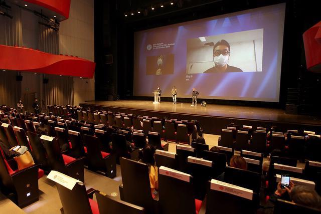 Liên hoan phim quốc tế Busan đã khai mạc - Ảnh 2.