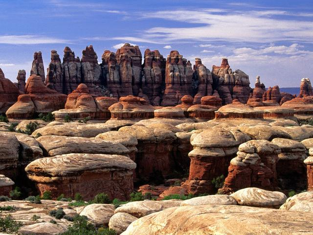 Canyonlands: cánh rừng đá như thuở hồng hoang - Ảnh 9.