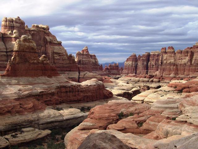 Canyonlands: cánh rừng đá như thuở hồng hoang - Ảnh 3.