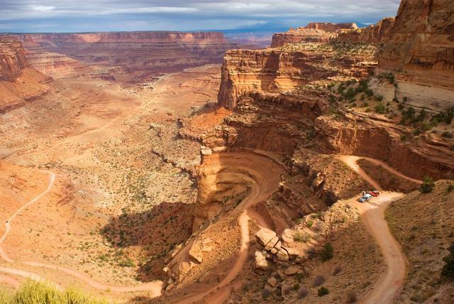 Canyonlands: cánh rừng đá như thuở hồng hoang - Ảnh 13.