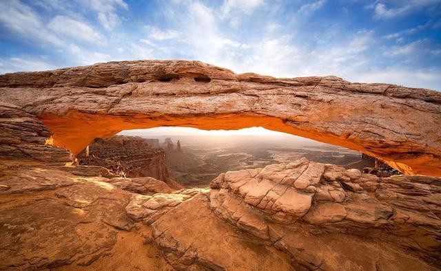 Canyonlands: cánh rừng đá như thuở hồng hoang - Ảnh 5.