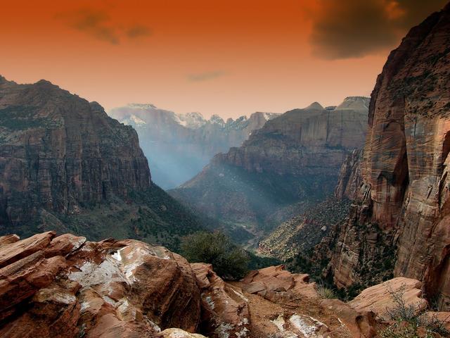 Canyonlands: cánh rừng đá như thuở hồng hoang - Ảnh 8.