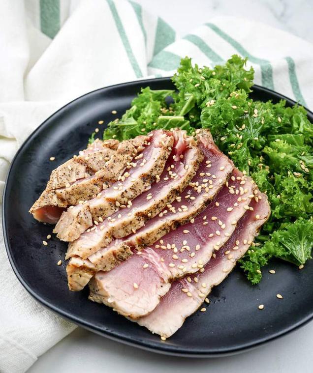 3 món cá ngừ thanh nhẹ cho khẩu vị mùa thu - Ảnh 3.