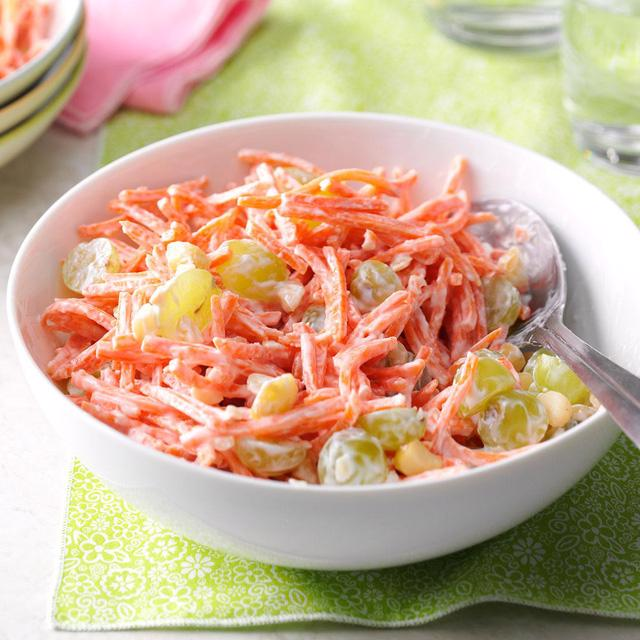 3 món salad vừa mát vừa đẹp cho năm mới với cà rốt - Ảnh 3.