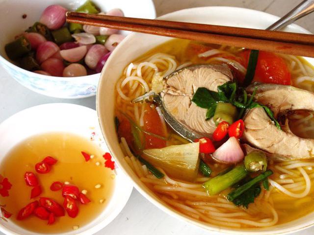 Bún cá ngừ um – đậm đà hương vị xứ Quảng - Ảnh 4.