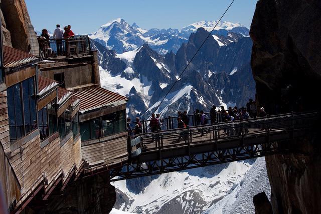 Chamonix – điểm trượt tuyết không thể bỏ qua - Ảnh 9.