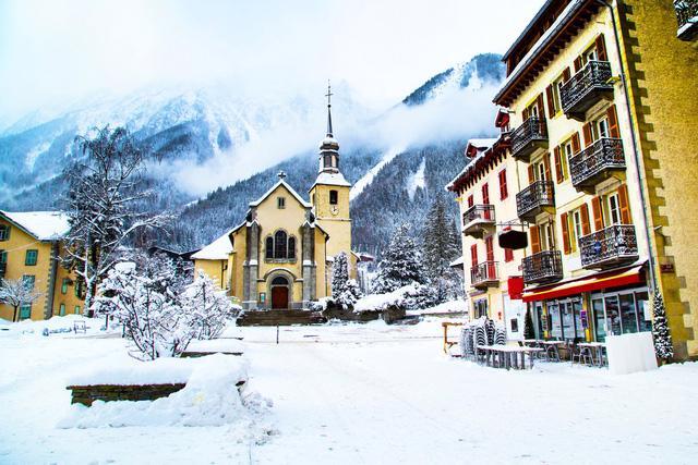 Chamonix – điểm trượt tuyết không thể bỏ qua - Ảnh 8.