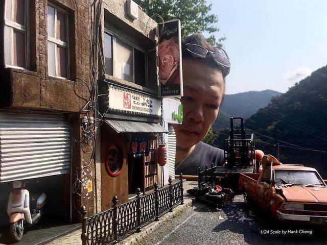 Cùng ngắm thế giới thu nhỏ kỳ diệu của Hank Cheng - Ảnh 4.