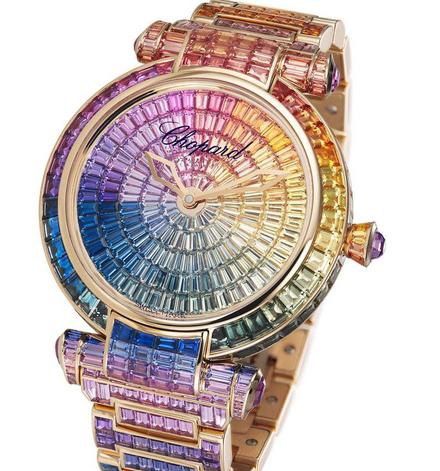 Chopard - không chỉ là đồng hồ mà còn là tài sản - Ảnh 4.