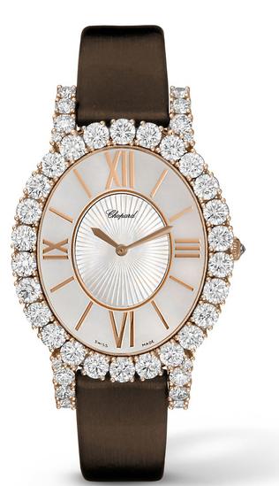 Chopard - không chỉ là đồng hồ mà còn là tài sản - Ảnh 3.