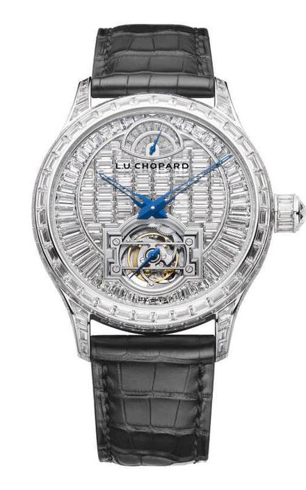 Chopard - không chỉ là đồng hồ mà còn là tài sản - Ảnh 9.