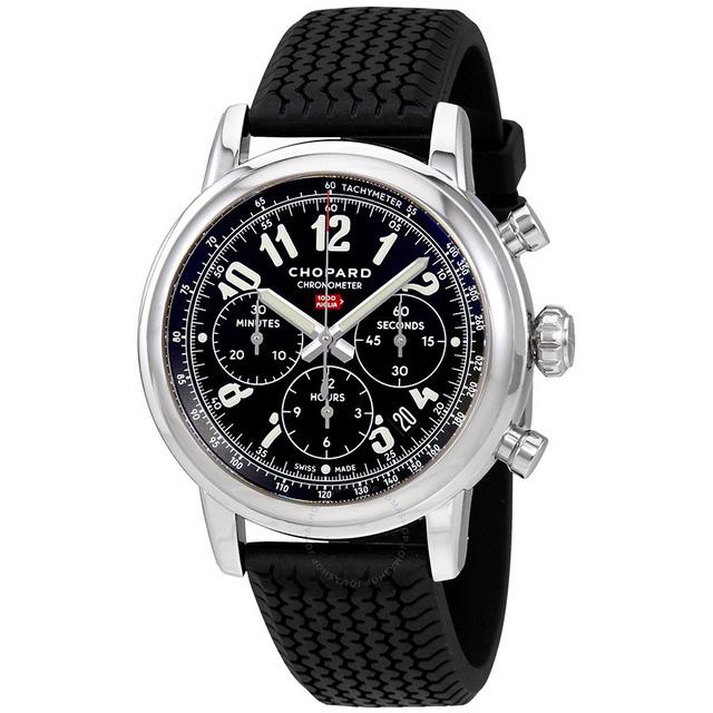 Chopard - không chỉ là đồng hồ mà còn là tài sản - Ảnh 1.