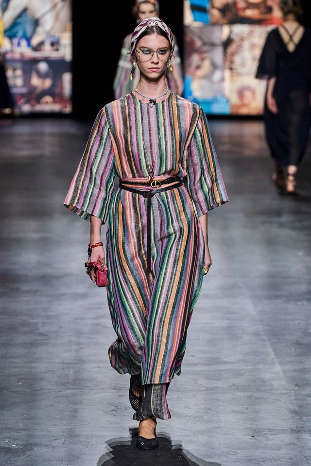 7 xu hướng thời trang từ sàn diễn Paris Xuân Hè 2021 - Ảnh 4.