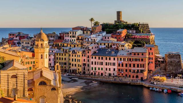 Vẻ đẹp lâu đời nước Ý trong 5 ngôi làng của Cinque Terre - Ảnh 10.
