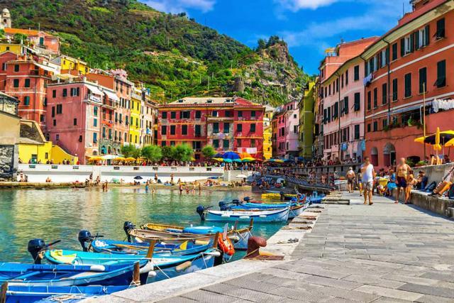 Vẻ đẹp lâu đời nước Ý trong 5 ngôi làng của Cinque Terre - Ảnh 12.