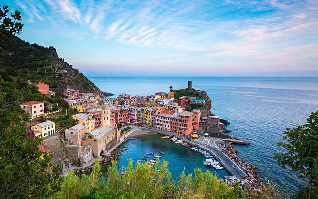 Vẻ đẹp lâu đời nước Ý trong 5 ngôi làng của Cinque Terre - Ảnh 11.