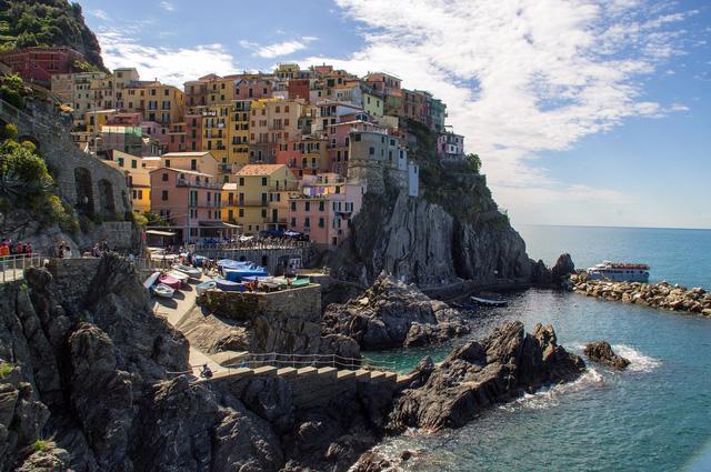 Vẻ đẹp lâu đời nước Ý trong 5 ngôi làng của Cinque Terre - Ảnh 13.