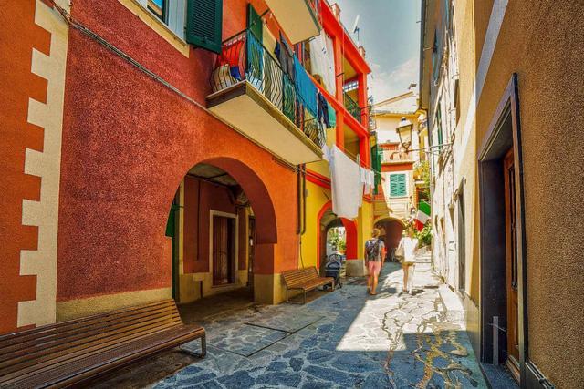 Vẻ đẹp lâu đời nước Ý trong 5 ngôi làng của Cinque Terre - Ảnh 15.