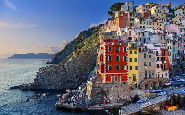 Vẻ đẹp lâu đời nước Ý trong 5 ngôi làng của Cinque Terre - Ảnh 2.