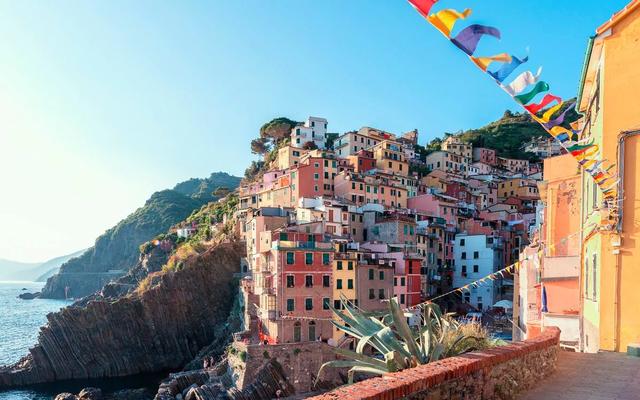 Vẻ đẹp lâu đời nước Ý trong 5 ngôi làng của Cinque Terre - Ảnh 3.
