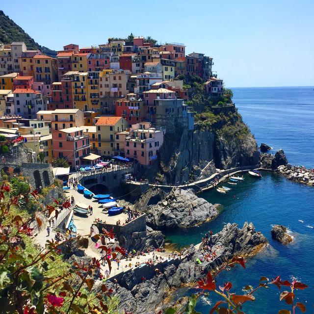Vẻ đẹp lâu đời nước Ý trong 5 ngôi làng của Cinque Terre - Ảnh 4.