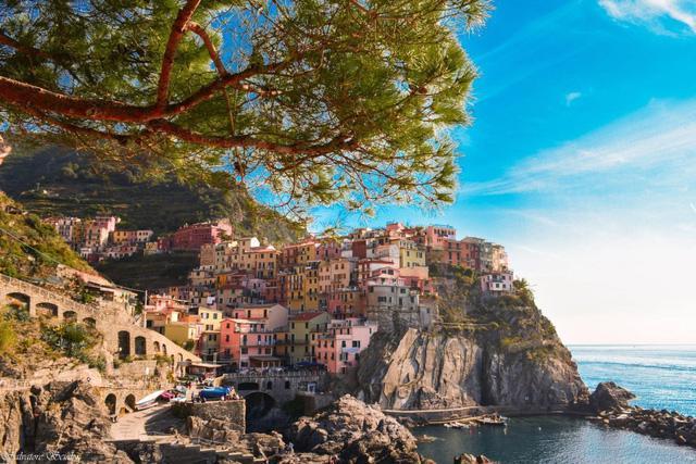 Vẻ đẹp lâu đời nước Ý trong 5 ngôi làng của Cinque Terre - Ảnh 5.
