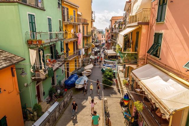 Vẻ đẹp lâu đời nước Ý trong 5 ngôi làng của Cinque Terre - Ảnh 6.
