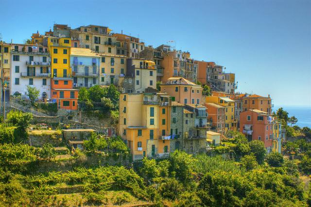 Vẻ đẹp lâu đời nước Ý trong 5 ngôi làng của Cinque Terre - Ảnh 7.