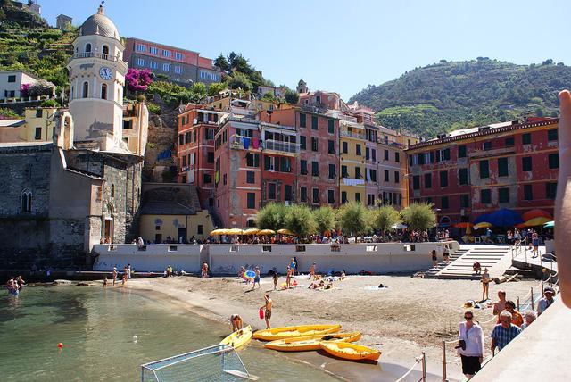 Vẻ đẹp lâu đời nước Ý trong 5 ngôi làng của Cinque Terre - Ảnh 9.