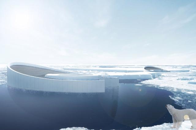 Tạo băng cho Bắc cực: các nhà khoa học vào cuộc - Ảnh 1.