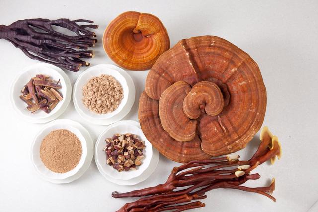 Nấm linh chi – dược liệu quý phòng ngừa nhiều bệnh - Ảnh 2.