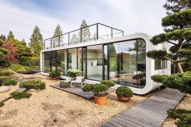 Ngôi nhà của tương lai sẽ ra sao để bảo vệ môi trường? - Ảnh 1.