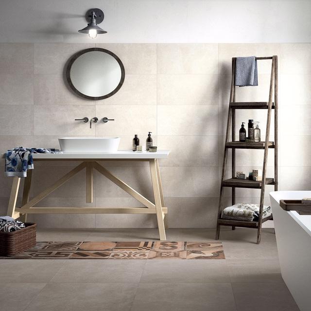 6 ghi nhớ nếu bạn muốn tái sử dụng đồ nội thất cũ cho phòng tắm - Ảnh 6.