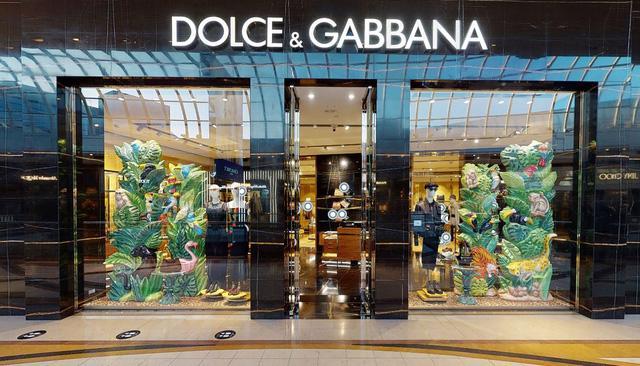 Thử mua sắm tại cửa hàng thời trang thực tế ảo của Dolce & Gabbana - Ảnh 2.