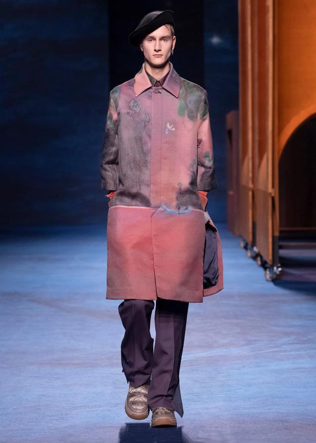 Dior Thu - Đông 2021: cuộc đối thoại giữa nghệ thuật và thời trang - Ảnh 6.
