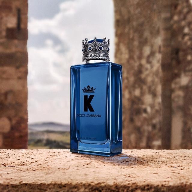 K by Dolce&Gabbana: lại thêm một mùi hương nam tính quyền lực - Ảnh 2.